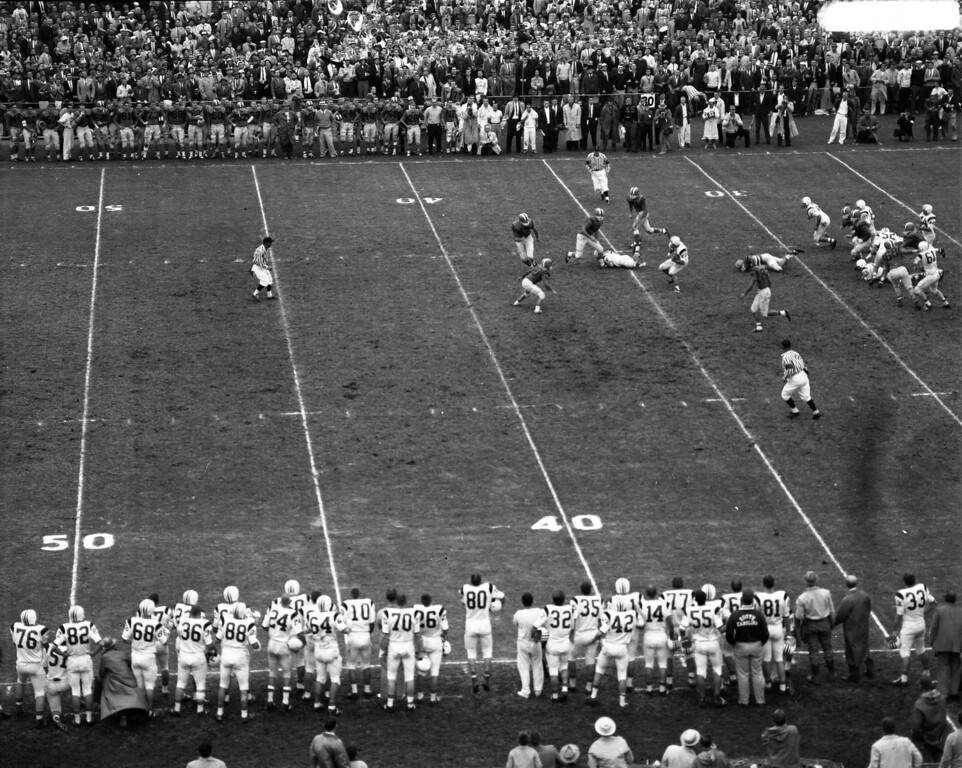 Clemson played the University of South Carolina on Thursday, October 22, 1959 at Carolina Stadium in Columbia. The Tigers won the game 27-0.